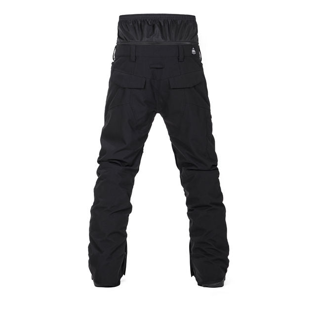 Mens Horsefeathers Charger Snowboarding Pants Black
