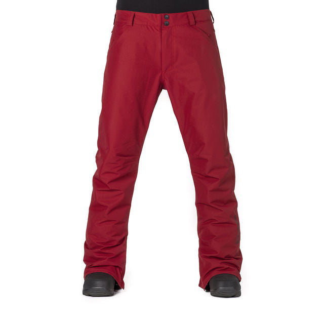 Mens Horsefeathers Pinball Pants Red