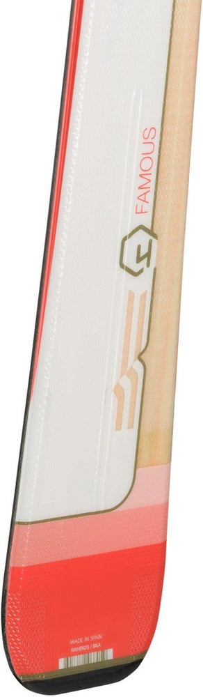 Womens Rossignol Famous 4 Skis