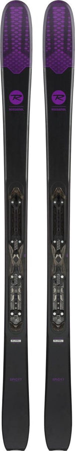 Womens Rossignol Spicy 7 Skis