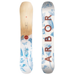 Womens Arbor Swoon Camber Snowboard (2019) EX-DISPLAY -30%