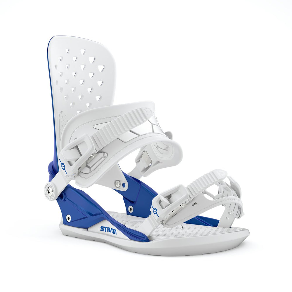 Mens Union Strata Metallic Blue Bindings