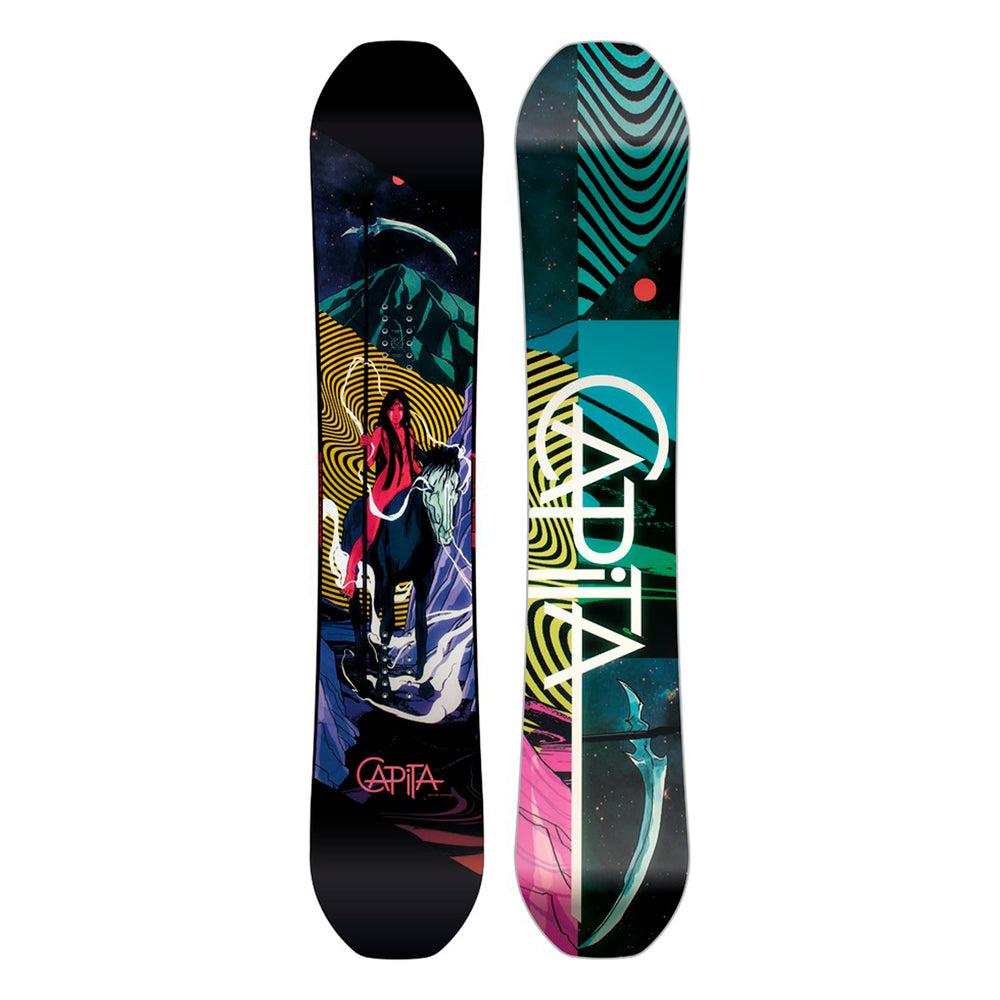 Mens Capita Indoor Survival Freestyle Snowboard