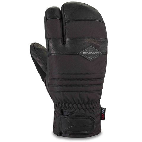 Mens Dakine Team Fillmore Trigger Mitt Black Gloves