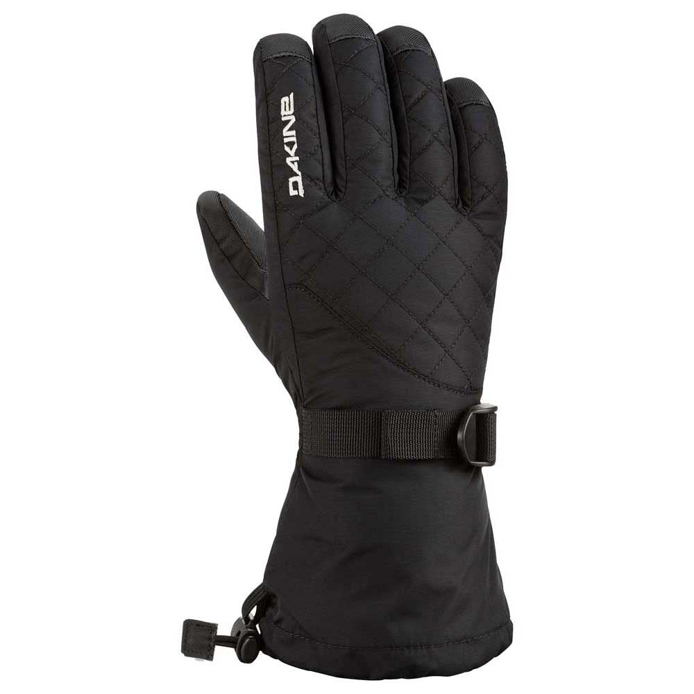 Womens Dakine Lynx Black Gloves