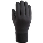 Mens Dakine Storm Liner Black Gloves