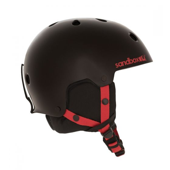 Kids Sandbox Legend Ace Helmet Jet Black