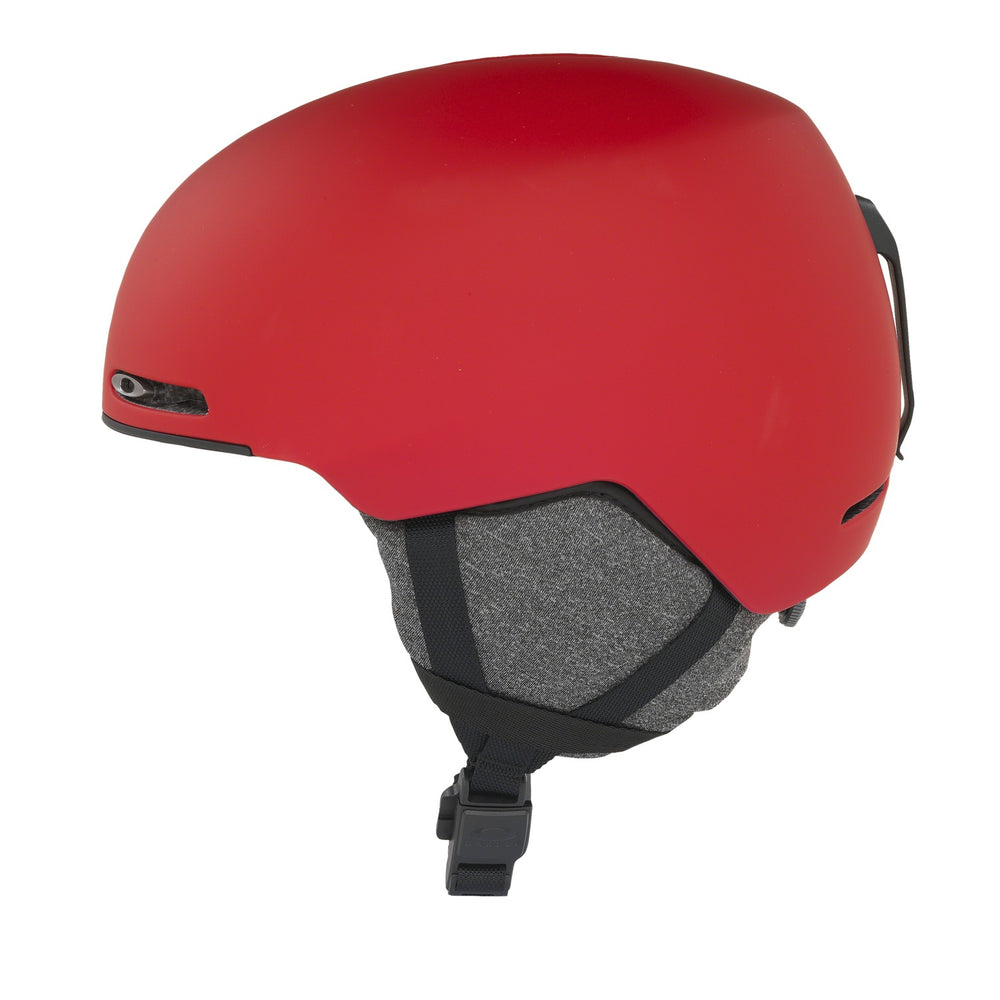 Mens Oakley MOD1 Helmet Red Line