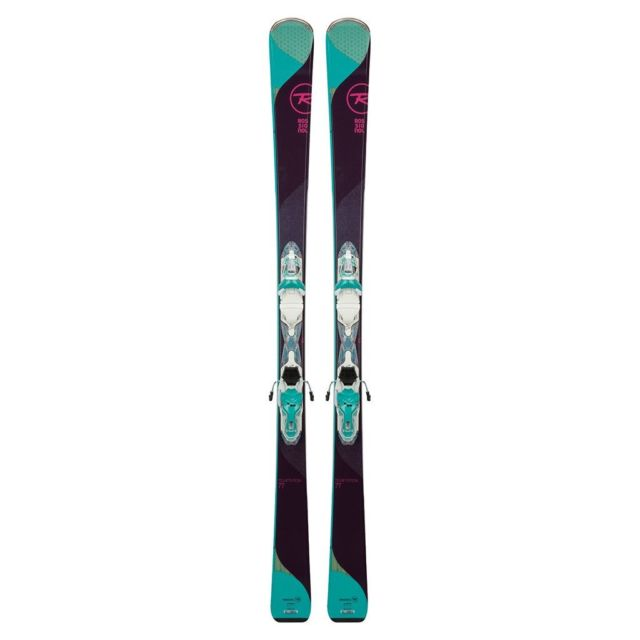 Womens Rossignol Temptation 77 Skis