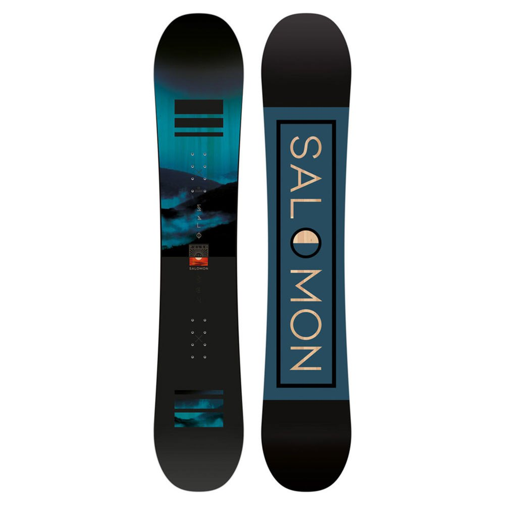 Mens Salomon Pulse All Mountain 2021 Snowboard