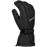 Unisex Scott Ultimate Warm Snow Gloves Black