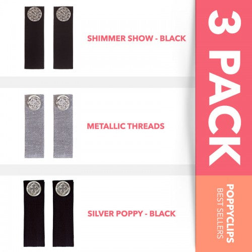 Best Sellers 3-Pack