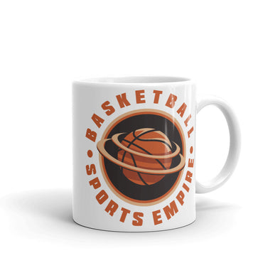 Basketball Sports Empire Mug