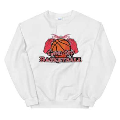 God Of Basketball Sweatshirt