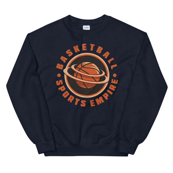 Basketball Sports Empire Sweatshirt