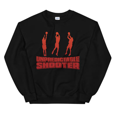 Unpredictable Shooter Sweatshirt