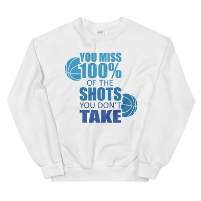 100% Shots Sweatshirt