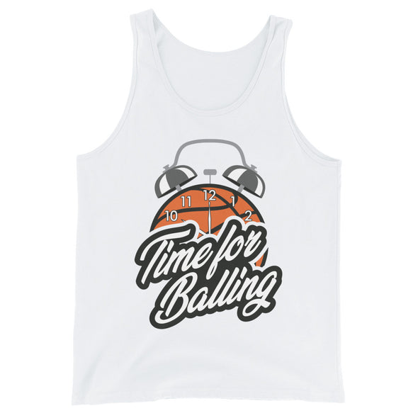 Time For Balling Tank Top