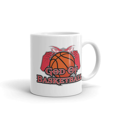 God Of Basketball Mug