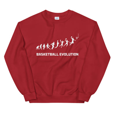 Basketball Evolution Sweatshirt