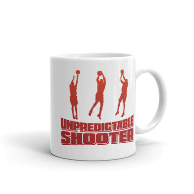 Unpredictable Shooter Mug