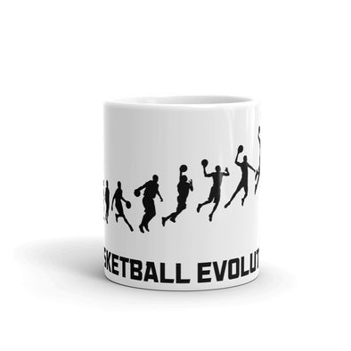 Basketball Evolution Mug