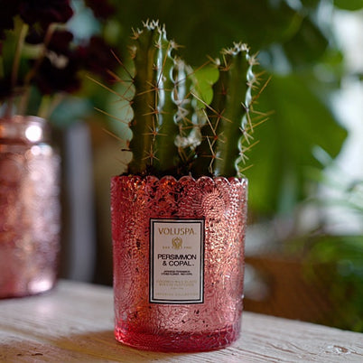 HOW TO: REPURPOSE A VOLUSPA CANDLE