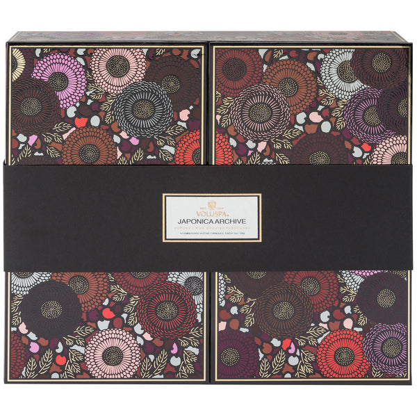 Assorted - Japonica Archive 12 Votive Gift Set - 1