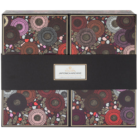 Assorted - Japonica Archive 12 Votive Gift Set