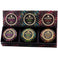 Assorted - Holiday 3 Petite Tin Candle Gift Set Thumbnail - 3