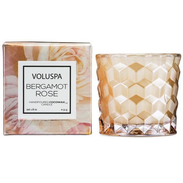 Bergamot Rose - Mini-Votive - 1