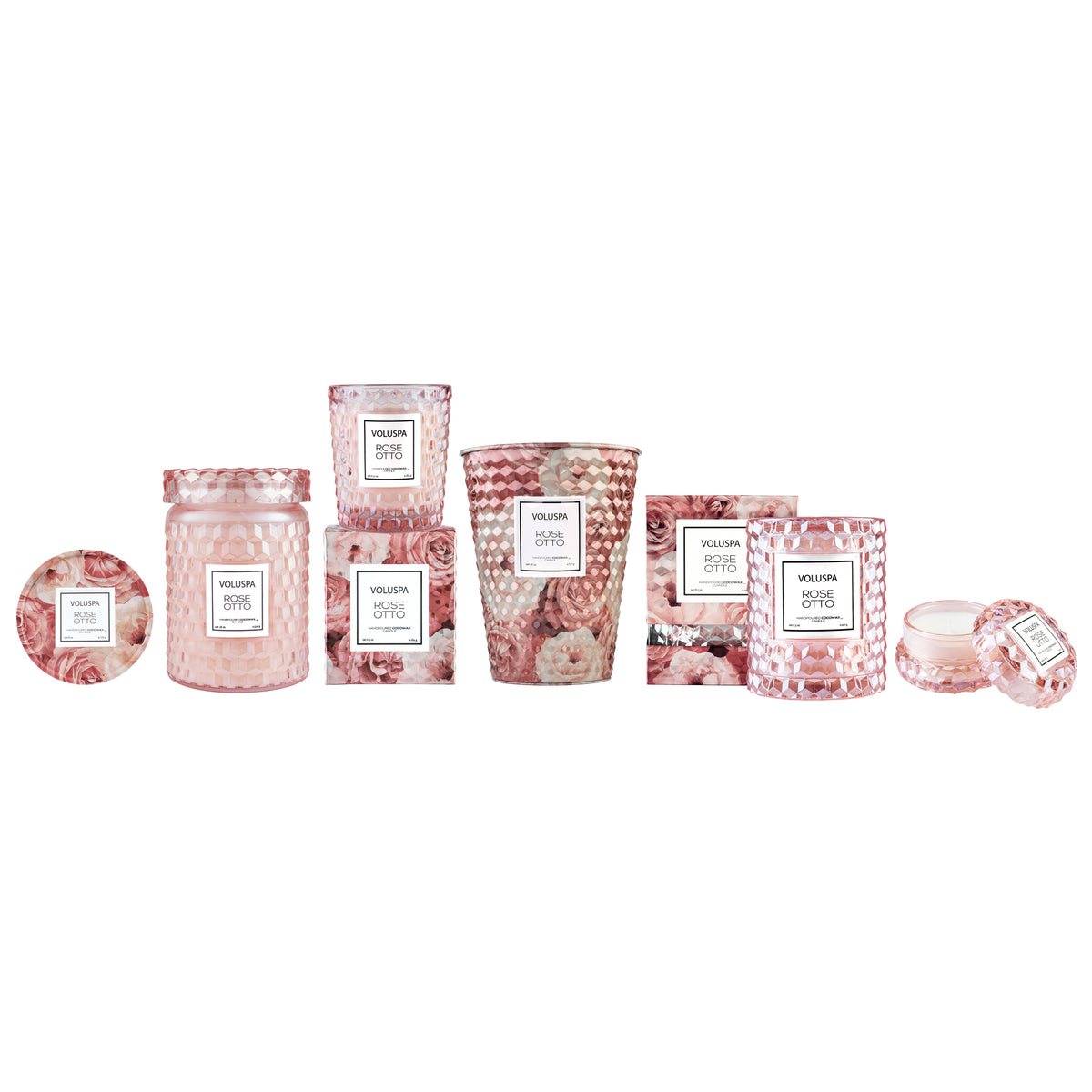 Rose Otto - Rose Otto Fragrance Collection - 1