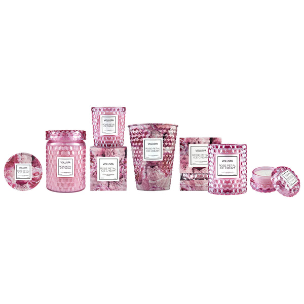 Rose Petal Ice Cream - Rose Petal Ice Cream Fragrance Collection - 1