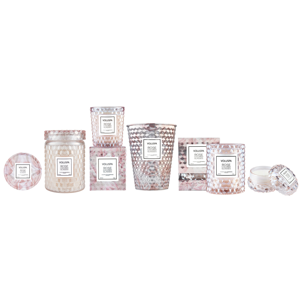 Rose Colored Glasses - Rose Colored Glasses Fragrance Collection - 1