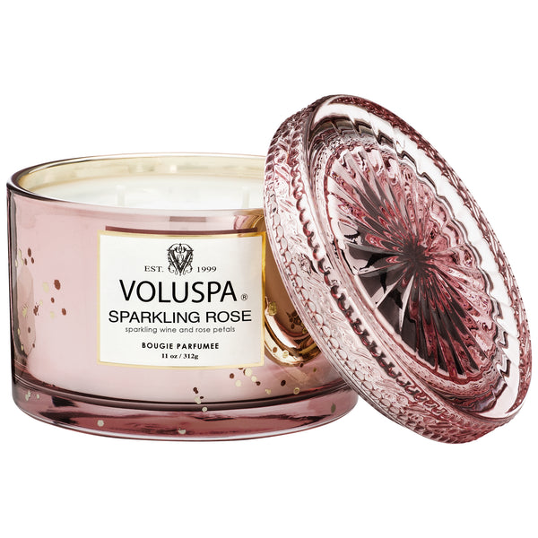 Sparkling Rose - Corta Maison Candle - 3