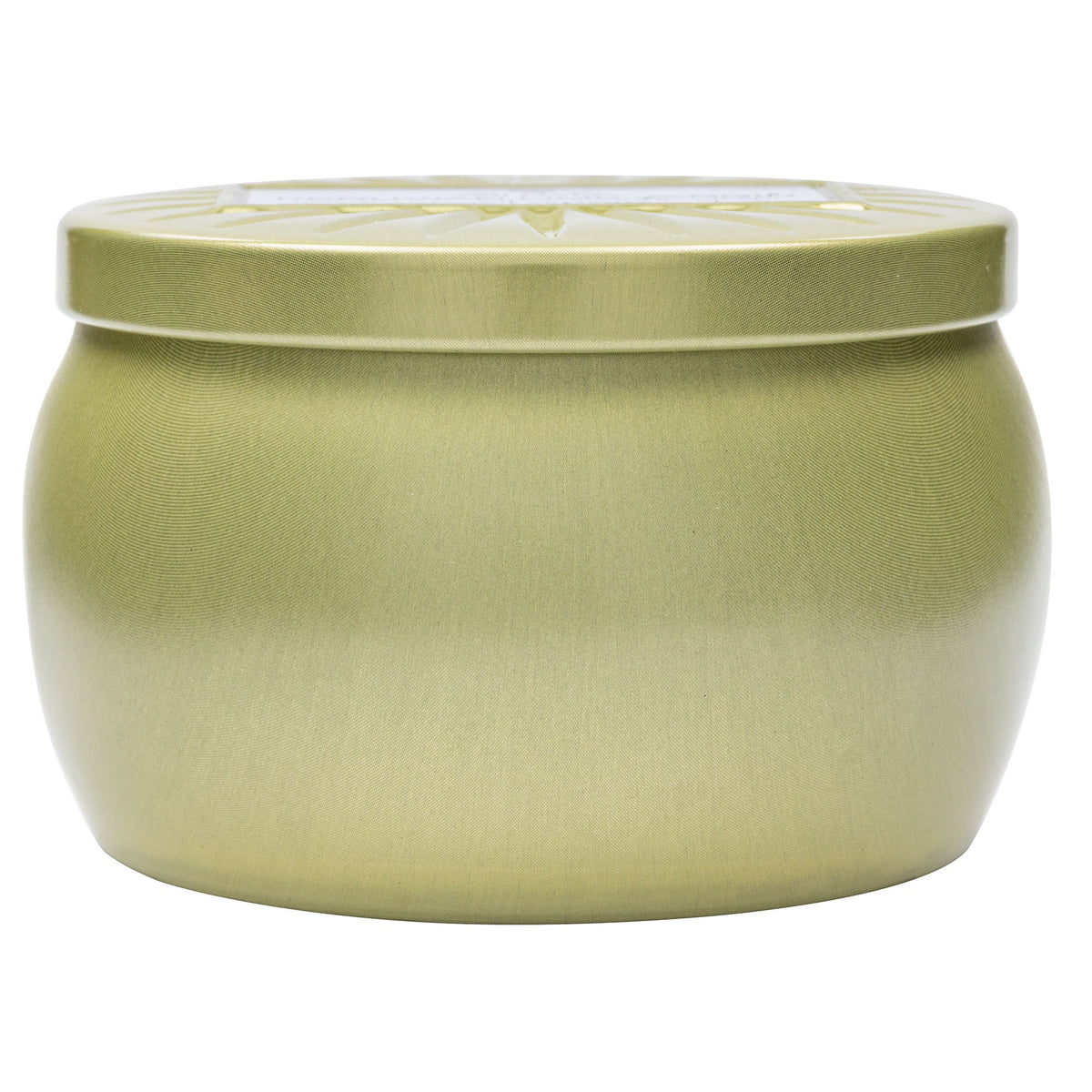 Peruvian Lime Jardin - Mini Tin Candle - 3