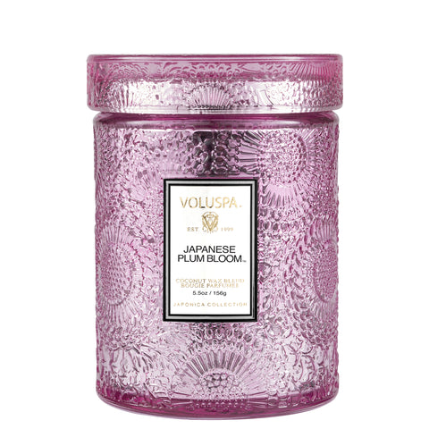 Japanese Plum Bloom - Small Jar Candle