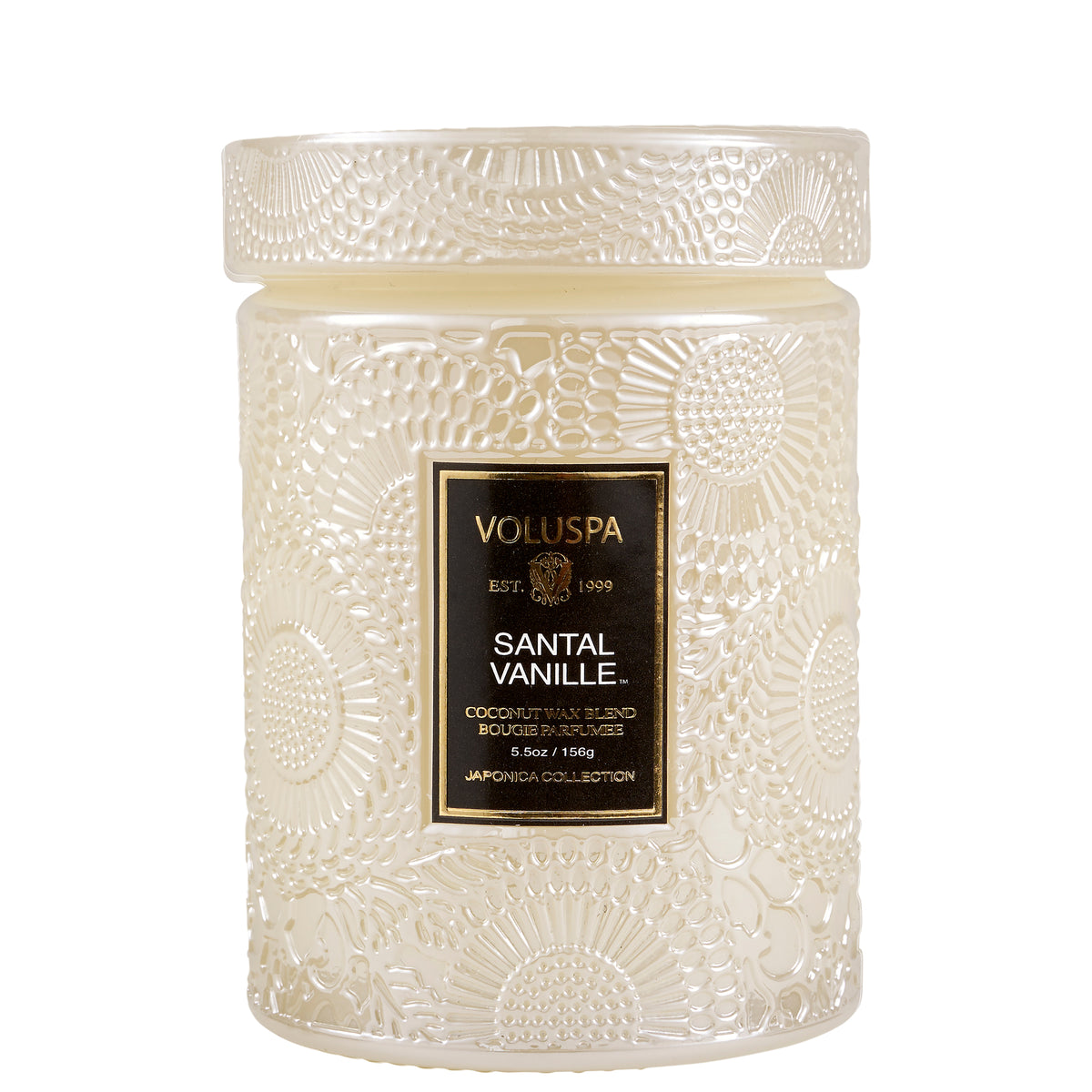 Santal Vanille - Small Jar Candle - 1