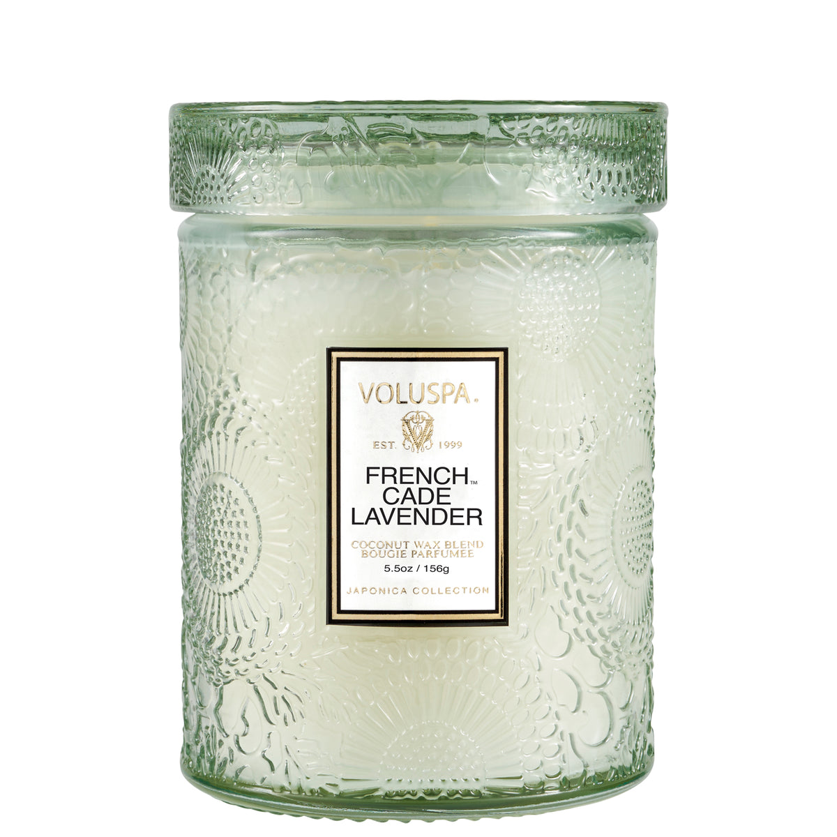 French Cade Lavender - Small Jar Candle - 1