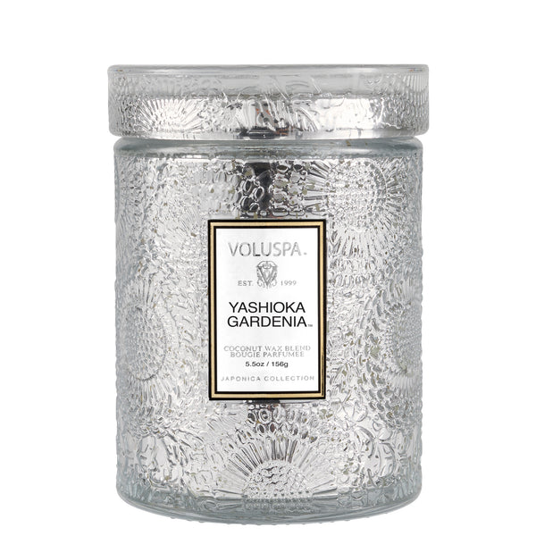 Yashioka Gardenia - Small Jar Candle - 1