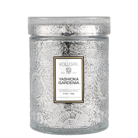 Yashioka Gardenia - Small Jar Candle