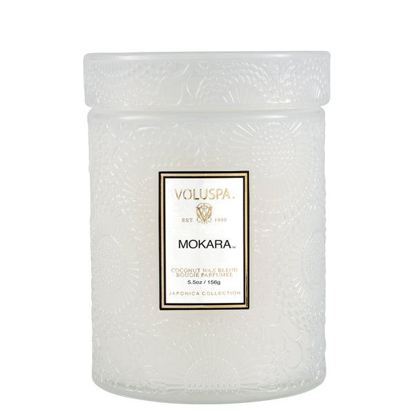 Mokara - Small Jar Candle - 1