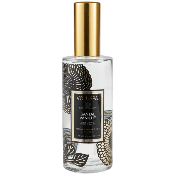 Santal Vanille - Room & Body Spray - 1