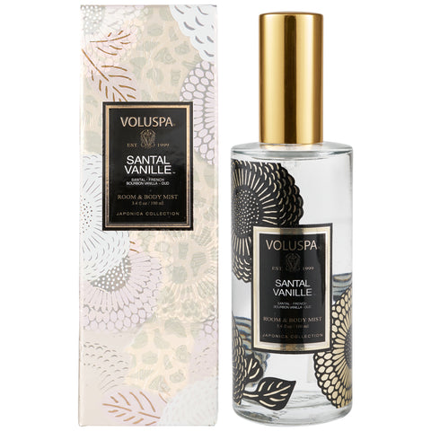 Santal Vanille - Room & Body Spray