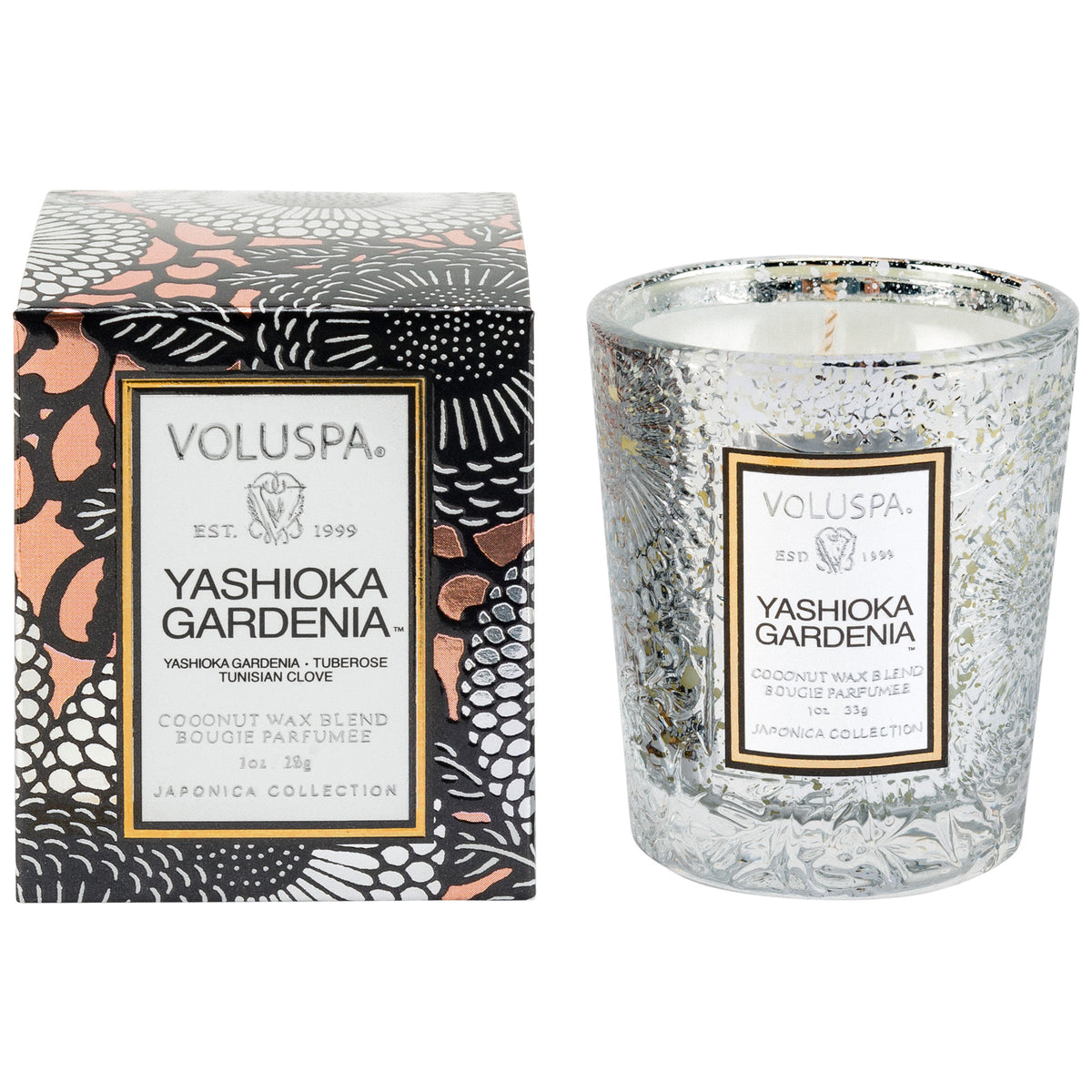 Yashioka Gardenia - Mini-Votive - 1
