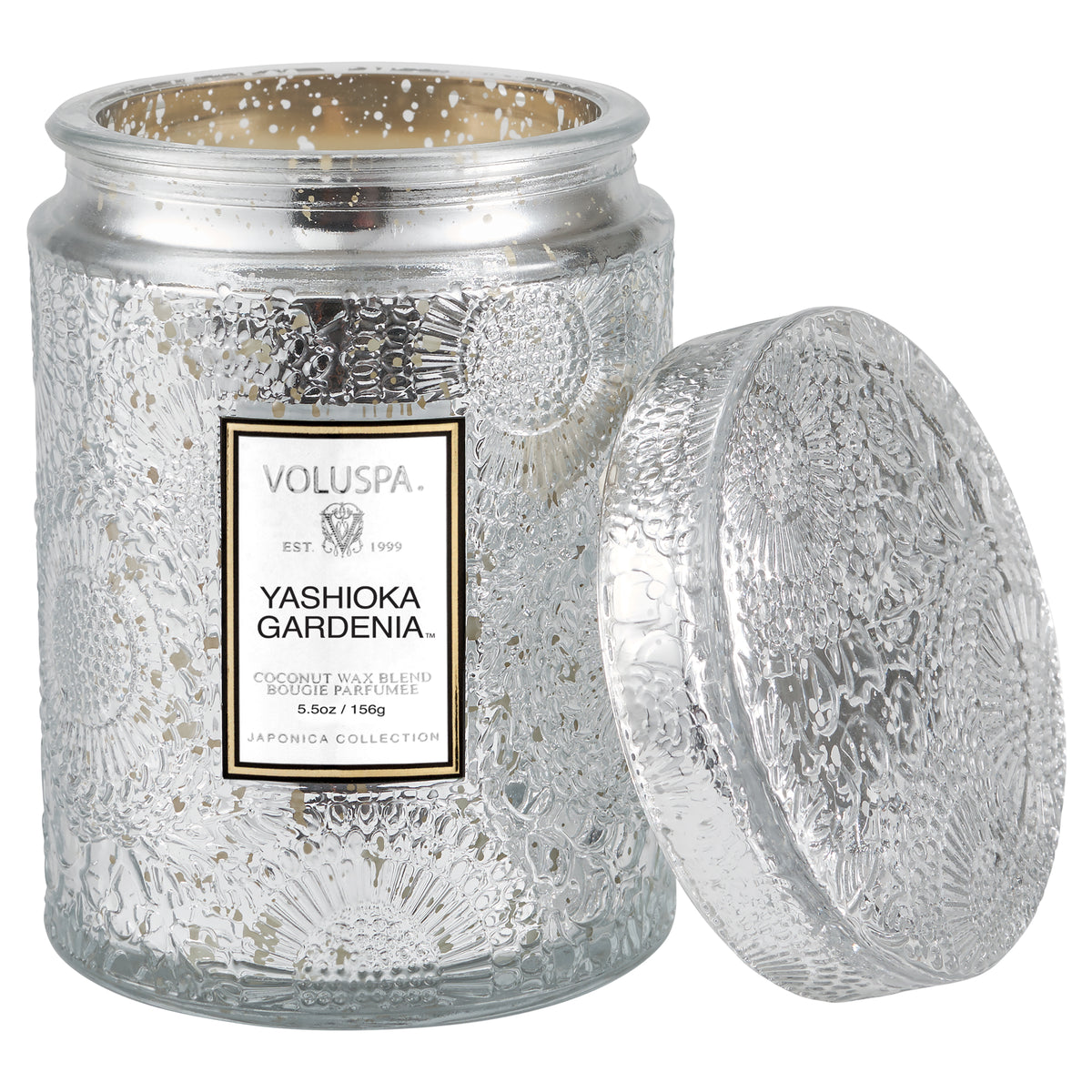 Yashioka Gardenia - Small Jar Candle - 2