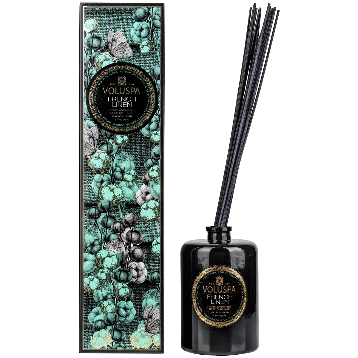 French Linen - Reed Diffuser - 1