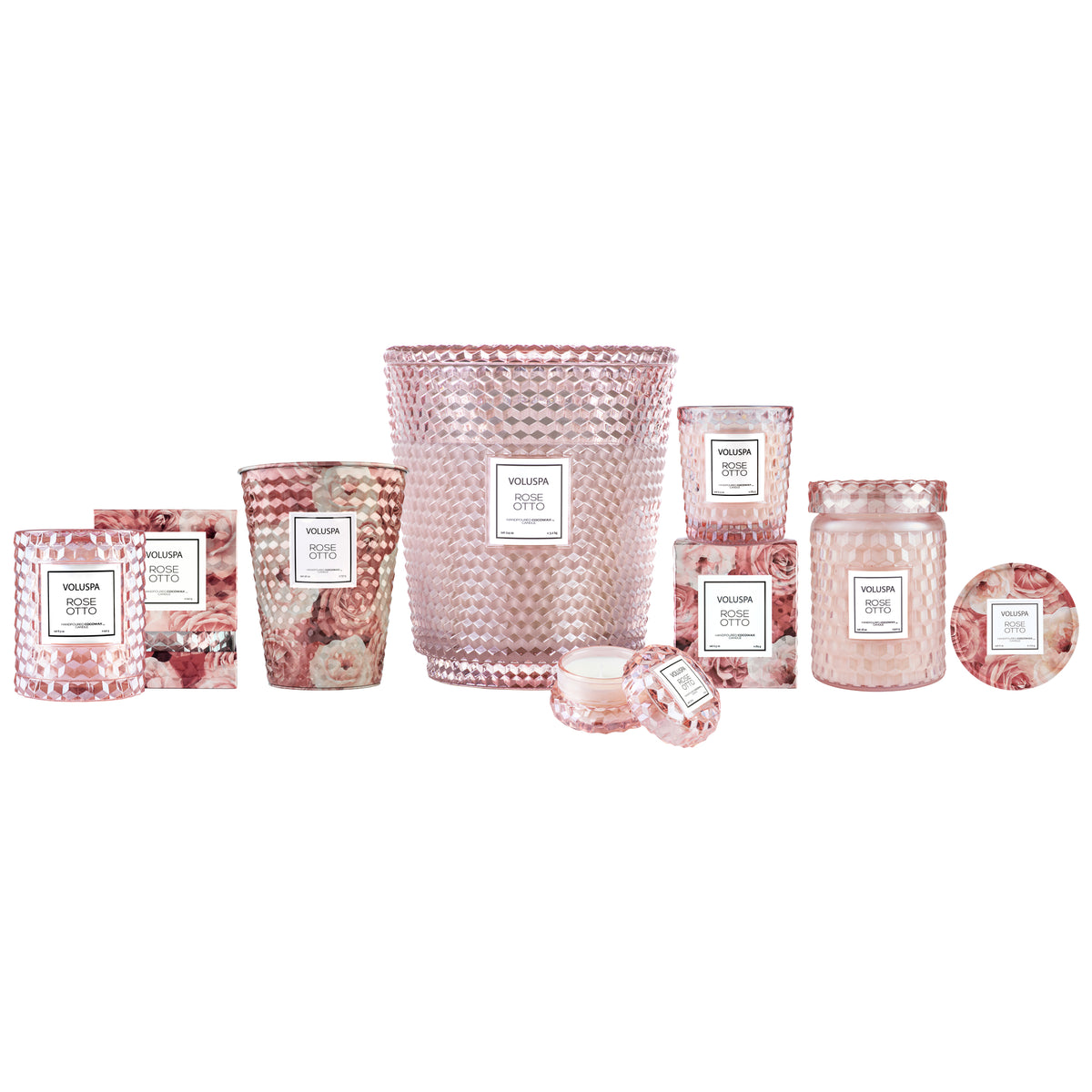 Rose Otto - 2 Wick Tin Candle - 4