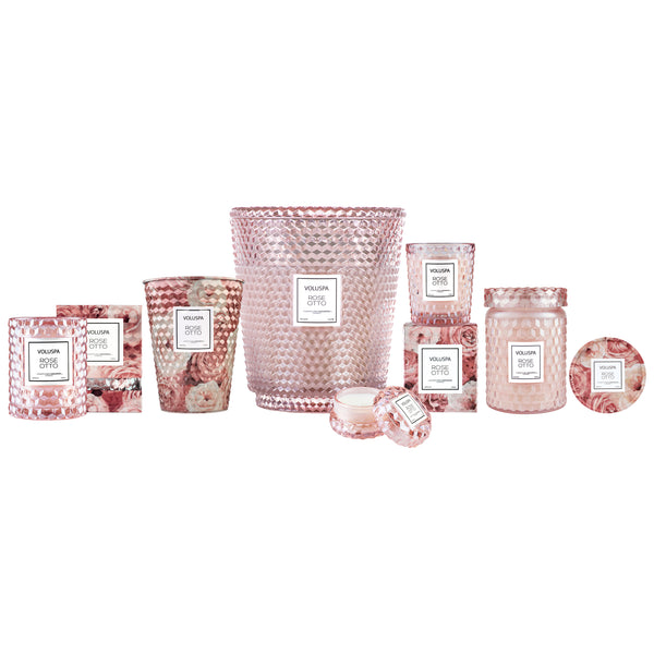 Rose Otto - 6 oz Tin Candle - 4