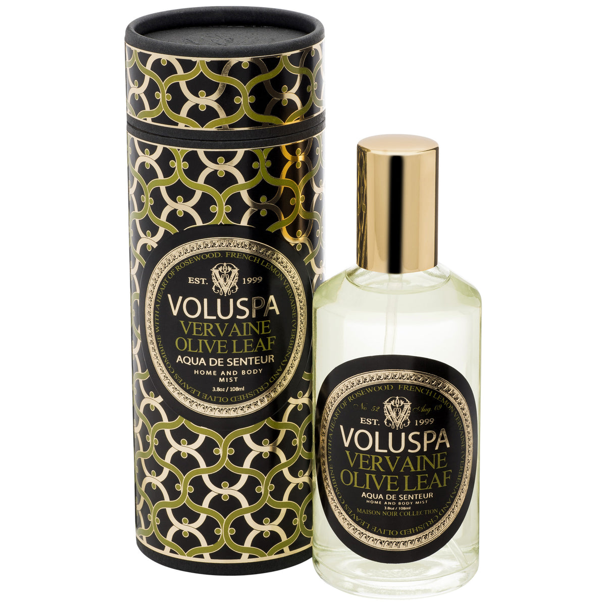 Vervaine Olive Leaf - Room & Body Spray - 2
